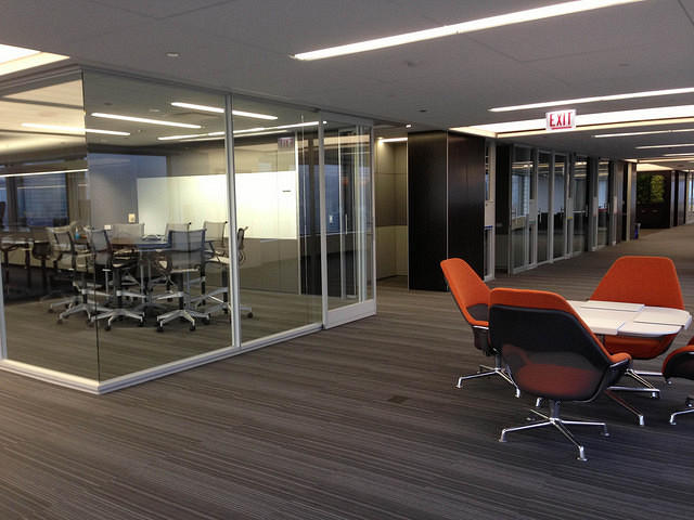 Glass Office Walls Jacksonville FL
