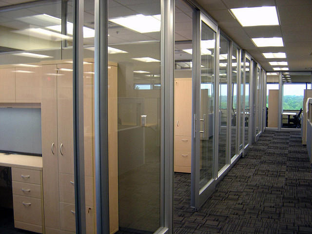Demountable Partitions Atlanta GA